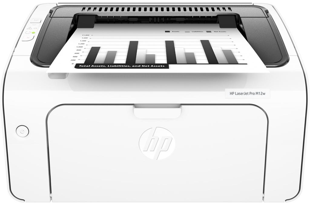 Bán máy in cũ Máy in HP LaserJet Pro M12W T0L46A