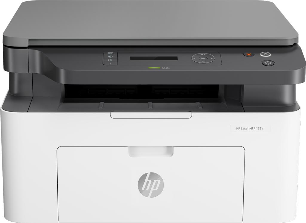 bán máy in cũ Máy in laser trắng đen đa chức năng HP 135A-4ZB82A