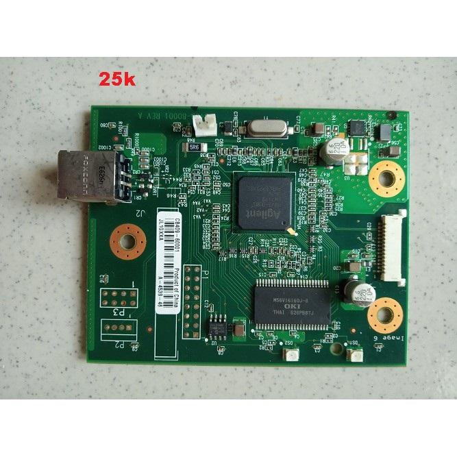 Board formatter (bo cổng usb) máy in HP 1020
